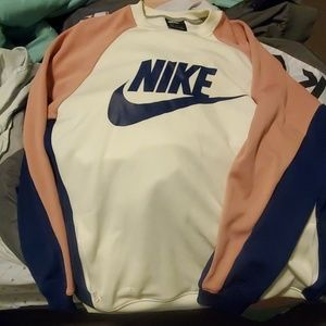 Xl nike womans sweatshirt